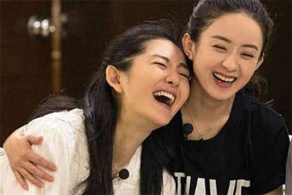 谢娜用5个字拒绝赵丽颖做孩子的干妈,网友:这才是娱乐圈真闺蜜